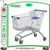 180L Shopping Cart Trolley with Baby Seat