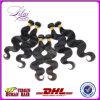 6A Grade Malaysian Hair Weave Natural Black Human Hair Extensions
