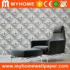2016 Interior Wall Decor Material 3D PVC Wallcovering Wall Panel