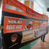 Digital Printing Outdoor Advertising/Promotion/Event/Tradeshow/Exhibition/Fair Display PVC Vinyl Mesh Fence Banner