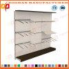 Single Side Supermarket Display Shelf Witn Hooks (Zhs648)