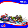 Niuniu Children Indoor Playground of Pirate Ship Shape