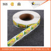 Custom Printed PE Paper Barcode Printer Self-Adhesive Printing Sticker Label