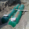 FRP SMC Toilet Septic Tank for Sewage Treatment