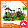 Backyard Plastic Outdoor Playground Equipment
