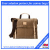 Designer Waxed Canvas Messenger Bag