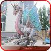 Amusement Park Customized Animatronic Dragon