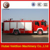 6 Wheels 8 Ton 2000 Gallons HOWO Fire Fighting Truck