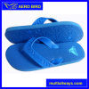 Pure Blue Color PE Outsole Slipper for Men