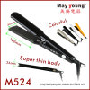 Manufacture Streamlined Super Thin Design Hair Straightener