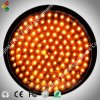400mm Cobweb Lens Yellow Ball LED Traffic Light Module
