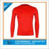 Custom Gym Fitness Nylon Compression Shirts for Men