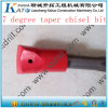 Rock Drilling Mine Chisel Bit 38mm /40mm/42mm
