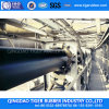 Pipe Conveyor Belt Rubber for Conveying Rubber Systems Tubular
