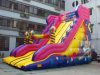 New Inflatable Slide with Play for Kids / Adult
