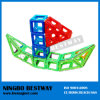 Plastic Shapes Enlighten Triangle Magformers Educational