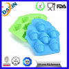 Custom Shaped Silicone Ice Cube Mould/Custmo Made Silicone Moulds