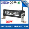 40W Good Brightness 12V Driving Beam CREE LED Light Bar