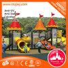 2016 Large Outdoor Play Equipment Playground Slides