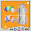One-Time Use Fan Shape Sanitary Napkin with Individual Wrapper