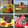 Animal Model Amusement Park Inflatable Electric Car for Kids