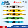 Top Quality Single Seat PE Kayak Da Mare with OEM Service