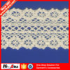 15 Years Factory Experience Multi Color Cotton Crochet Lace