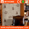 News Paper Wallpaper for Decoration