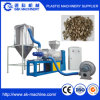 Plastic Film Drying Squeezer Machine with Granulator Property