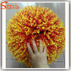 Home Decoration Real Touch Artificial Grass Ball