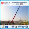 Abu Dhabi Steel Structure Fabricated Warehouse