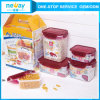 Neway 5 Pieces Plastic Jar