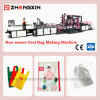 High Technology Non Woven Fashion Bags Making Machine (Zxl-A700)