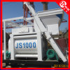 Js1000 Concrete Mixer 1m3 (double-shaft)