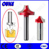 Cutting Hardwood Open End Carving Router Bit