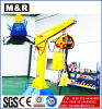 Hot Sales Mobile Jib Crane with 270 Degree