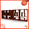 Wooden Wall Shelf Wall Display Stand