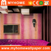 Rosy KTV Wallpaper with Colorful PVC (YS-190301)