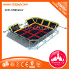 High Quality Indoor Fitness Trampoline Bed Gymnastics Trampolines for Sale