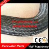 Excavator Rubber Hose Thread Grade B