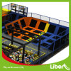 Multi-Functions Commercial Indoor Bungee Trampoline Arena with Dodge Ball for Adults