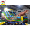 Inflatable Jungle Park Bouncer with Slide for Sale