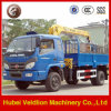 4X2 Forland Mini Truck Mounted Crane