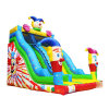 Magic Clown Inflatable Slide for Sale Chsl609