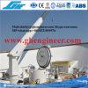 1t 2t Remote Control Hydraulic Yacht Marine Crane
