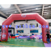 PVC Plastics Design Inflatable Arch