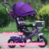 Anti-UV Cheap Metal Baby Tricycle Price