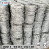 12X14 Bwg Hot Galvanized Barbed Wire Fence