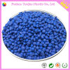 Polyethylene Blue Masterbatch Guanule for PVC Raw Material