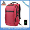 External USB Charge Computer Anti-Theft Waterproof Business Conference Laptop Backpack